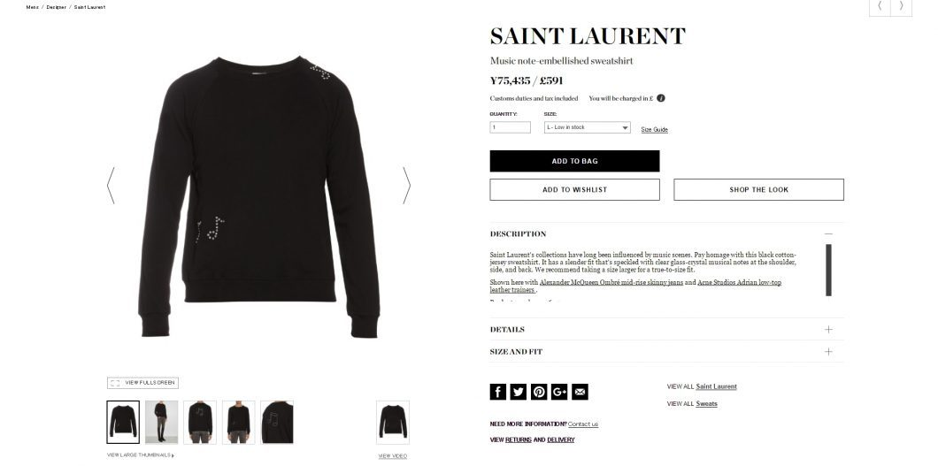 saint-laurent-sweat-shirt