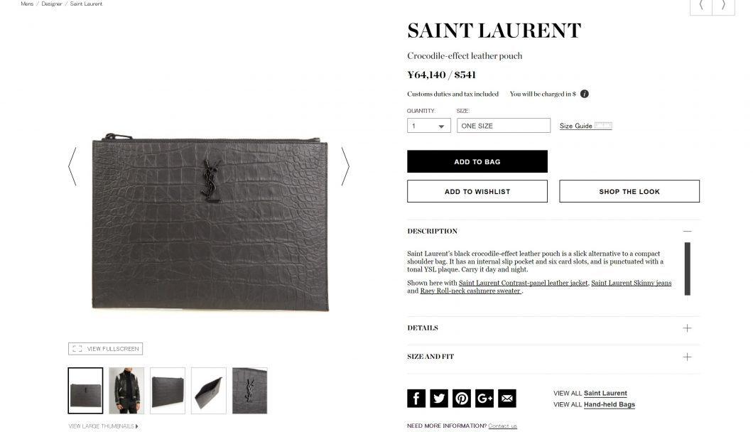 saint-laurent-pouch-bag