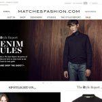 MATCHESFASHION(マッチェスファッション) -クリアランスセールからさらに20%オフ-