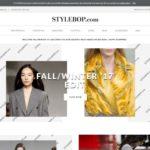 stylebop new toppage