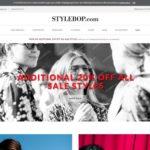 stylebop 2017ss +20off