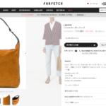 LANVIN Chaine tote bag 2017aw